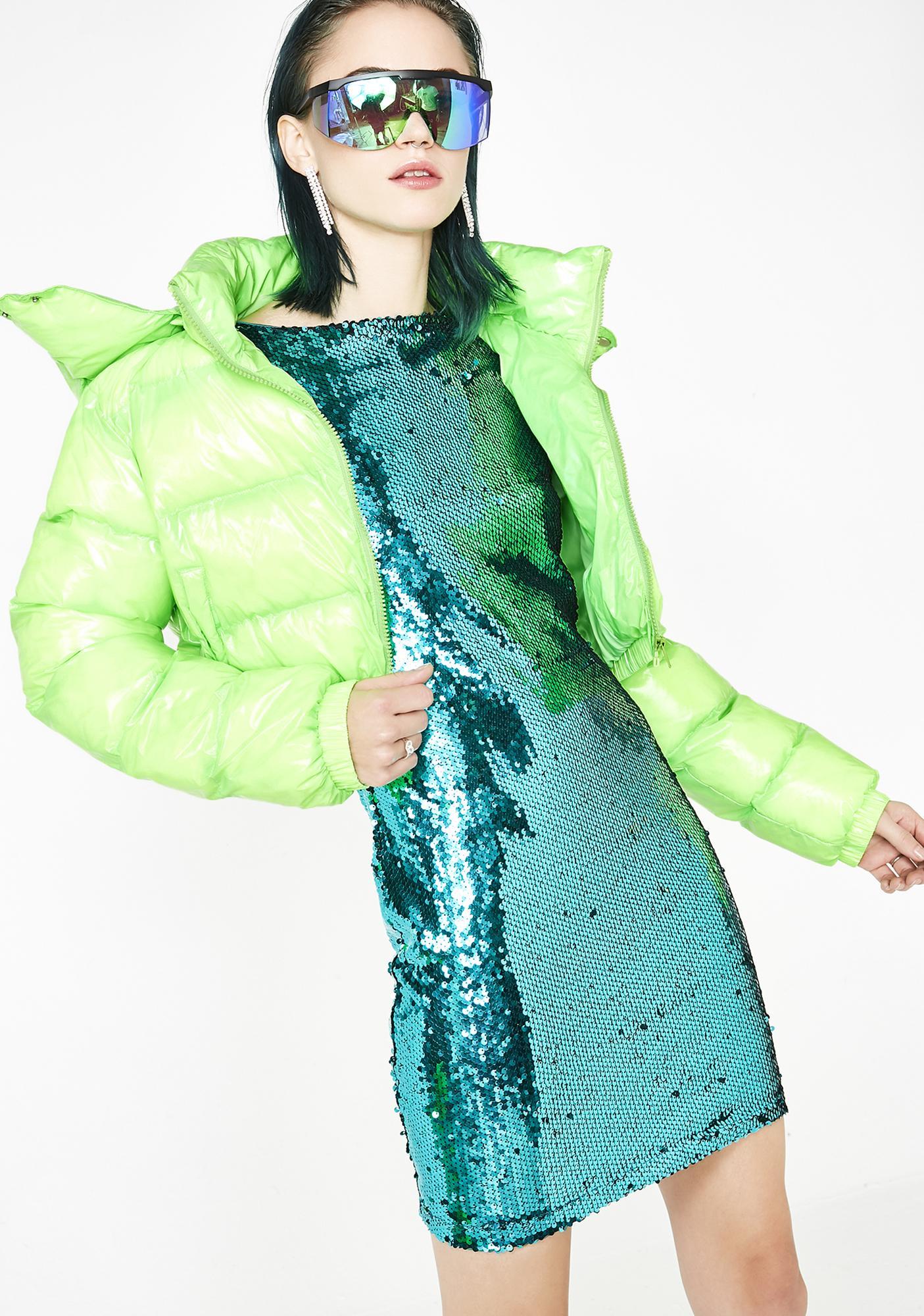 Glamorous Glamorous Bliss Sequin Dress