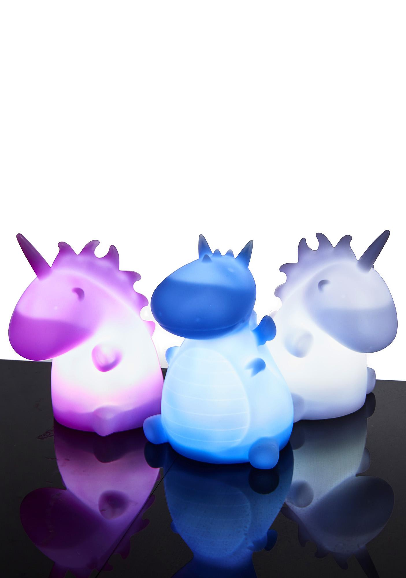 Smoko Purple Unicorn Ambient Light