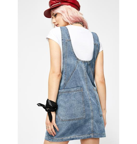 Rough Rep Overall Dress