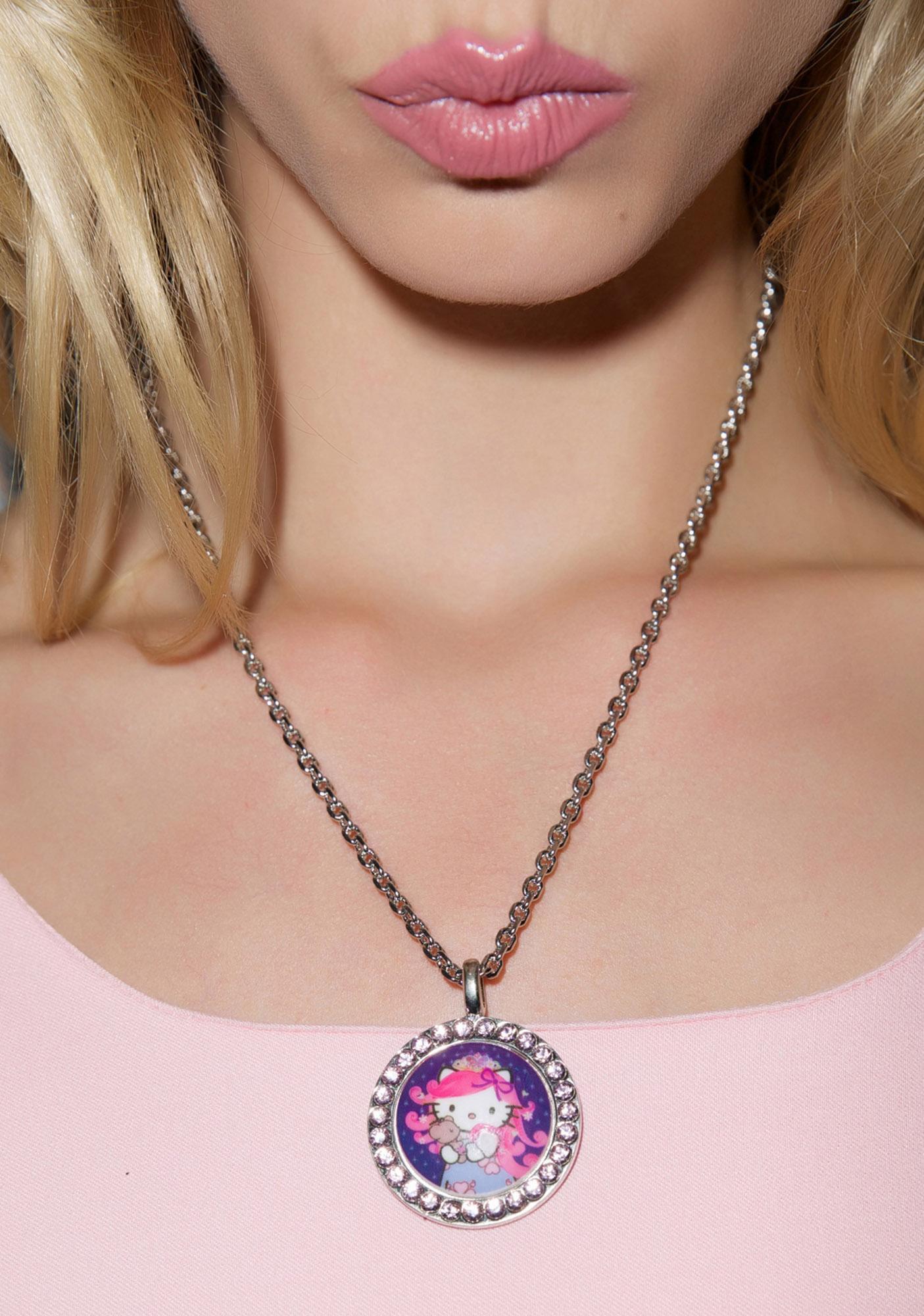 Tarina Tarantino Crystal Persuasion Pendant Necklace