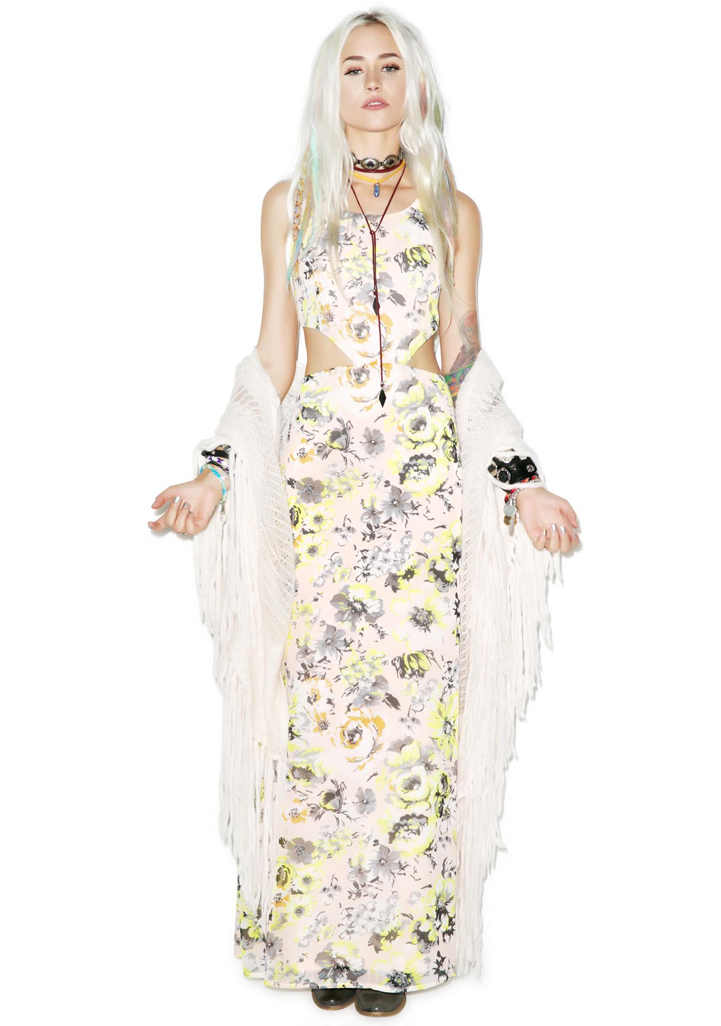 WYLDR Dayna Maxi Dress