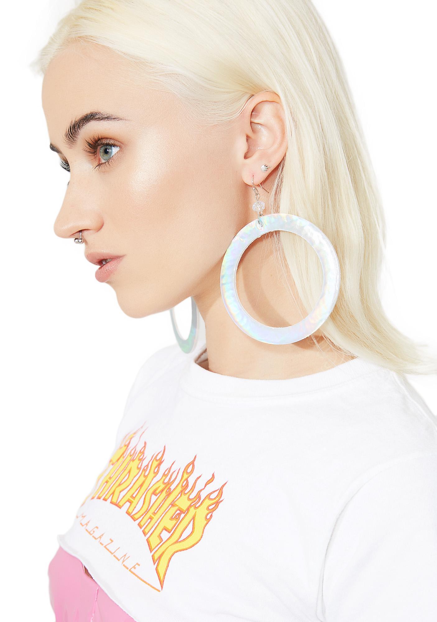 Zoom Zoom Earrings