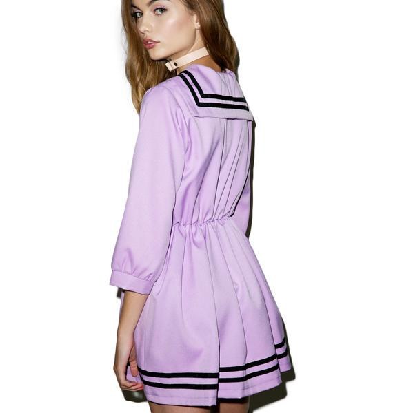 Lovely Lolita Sailor Dress