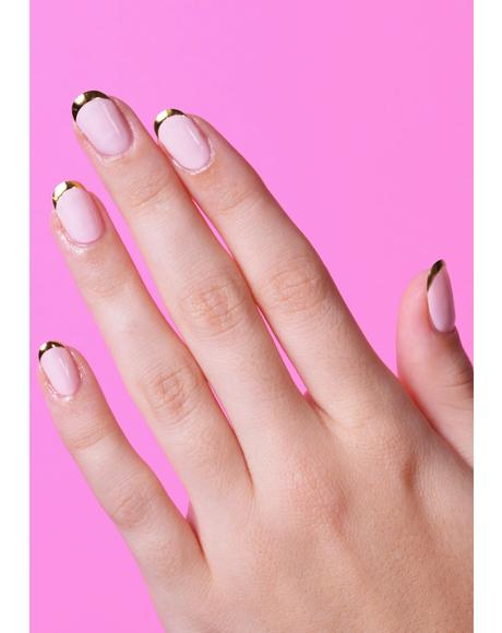 Tips N' Moons Le Touch Finale Mini Nail Stickers
