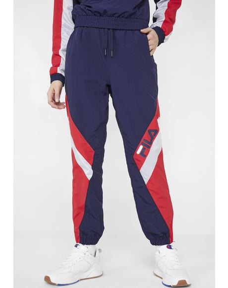 Berry Doroteia Wind Pants