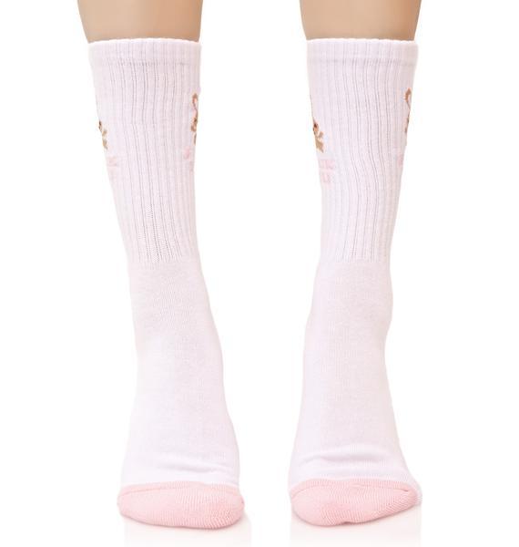 HUF Bunny Cute Sock