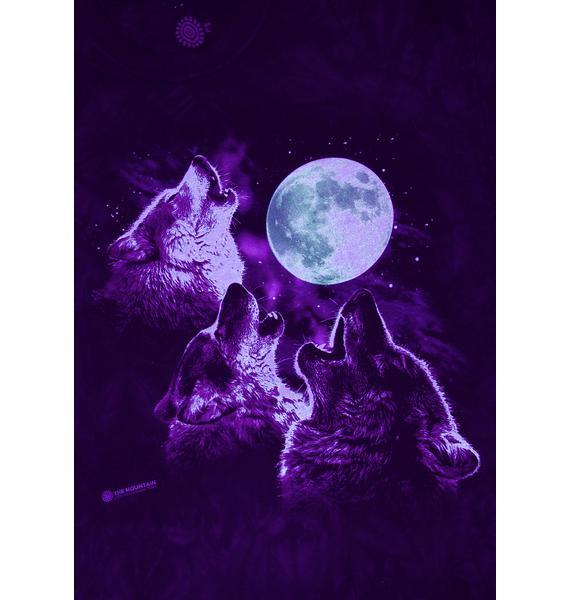 Night Howl Glow Graphic Tee