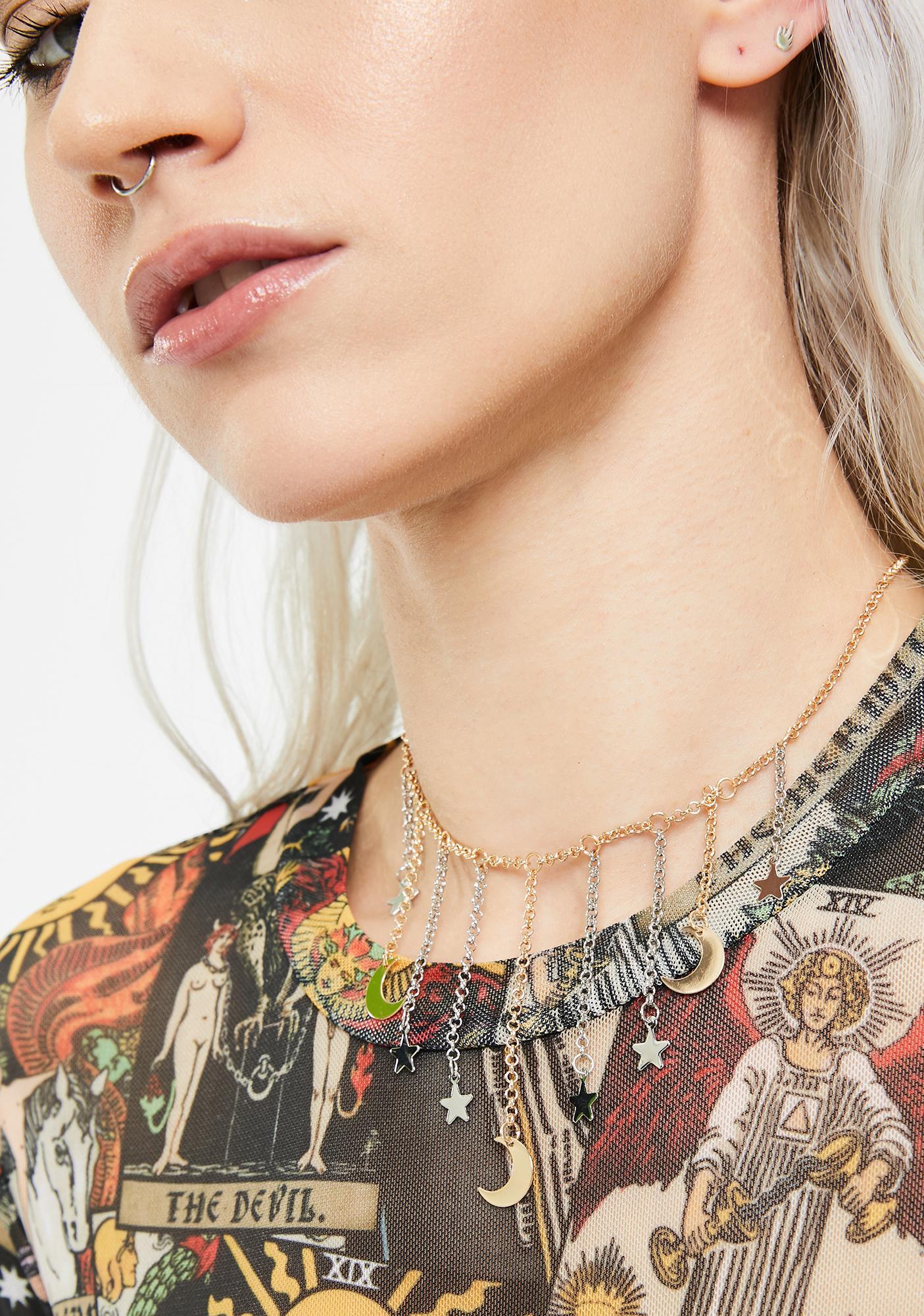 Heavenly Destiny Chain Necklace