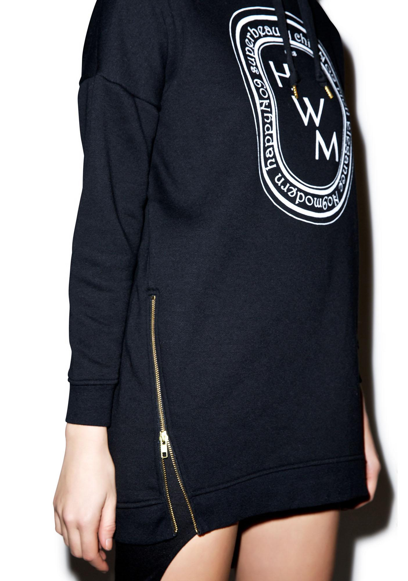 Hollywood Made Miss Fragrance Pullover Hoodie