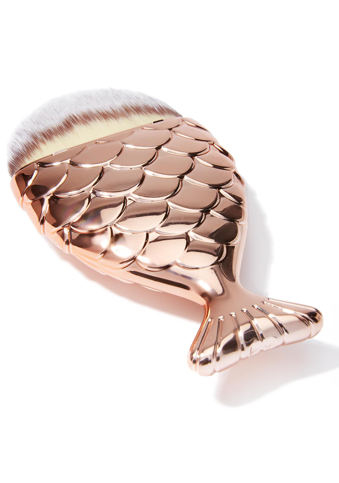 Mermaid Salon Chubby Mermaid Brush