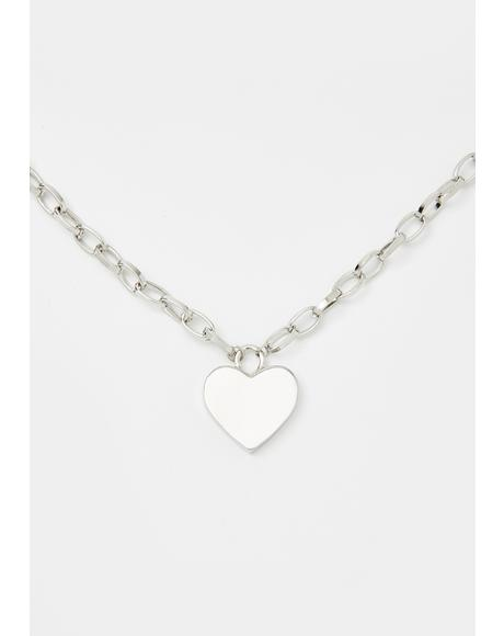 Got Passion Heart Necklace