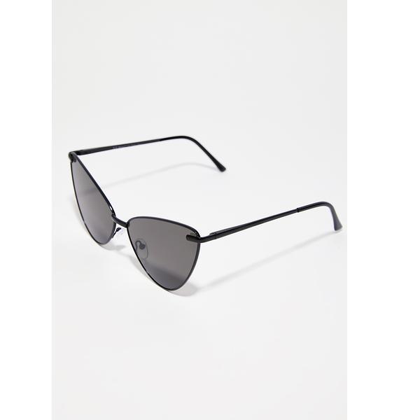 Step Sissy Sunglasses