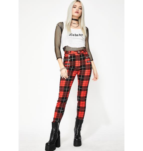 Get Like Me Plaid Pants