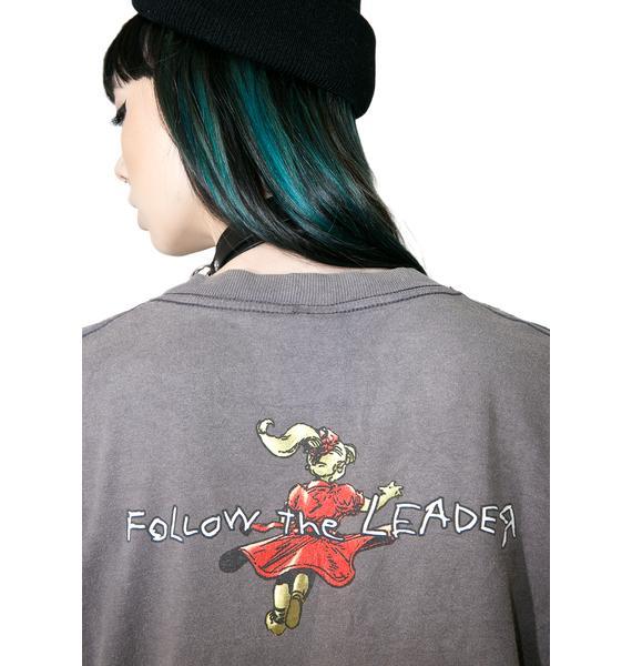 Vintage Korn Follow The Leader Tee