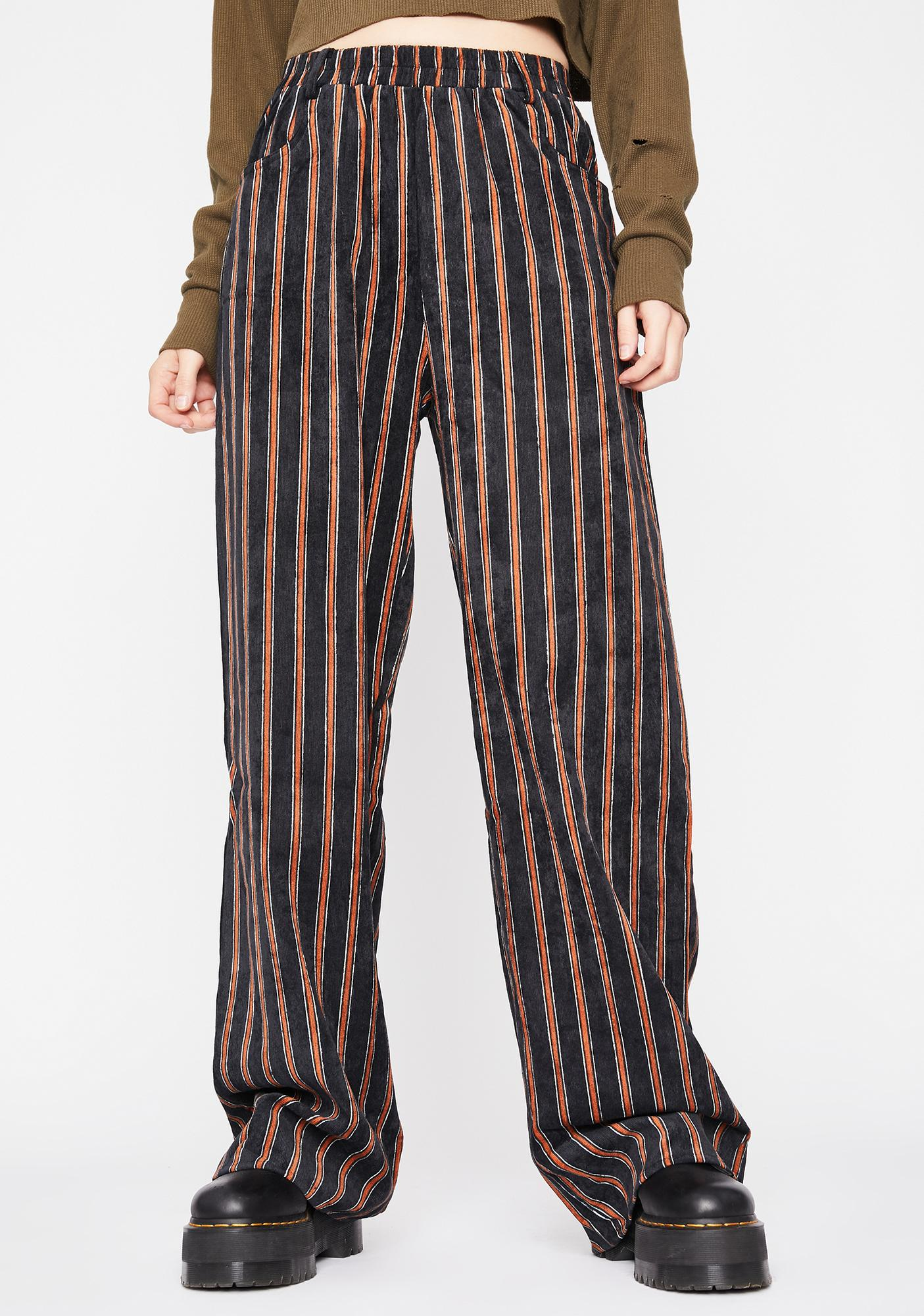 Keep It Real Corduroy Pants