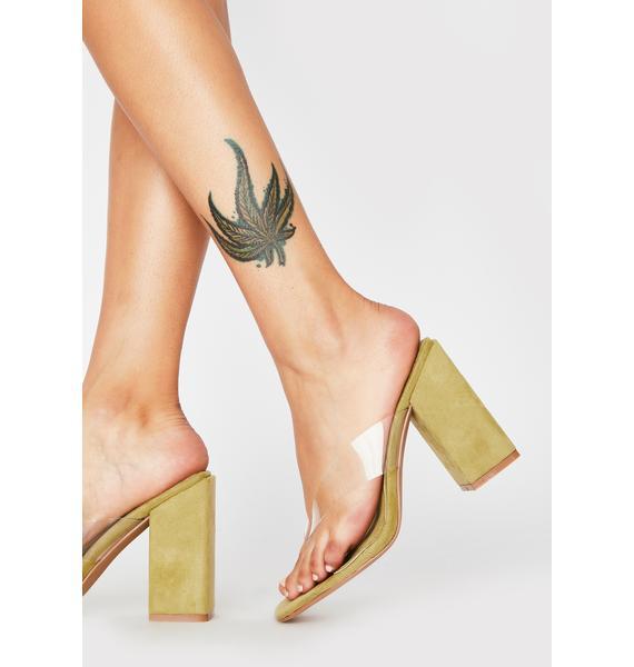 Fashion Fever Block Heels