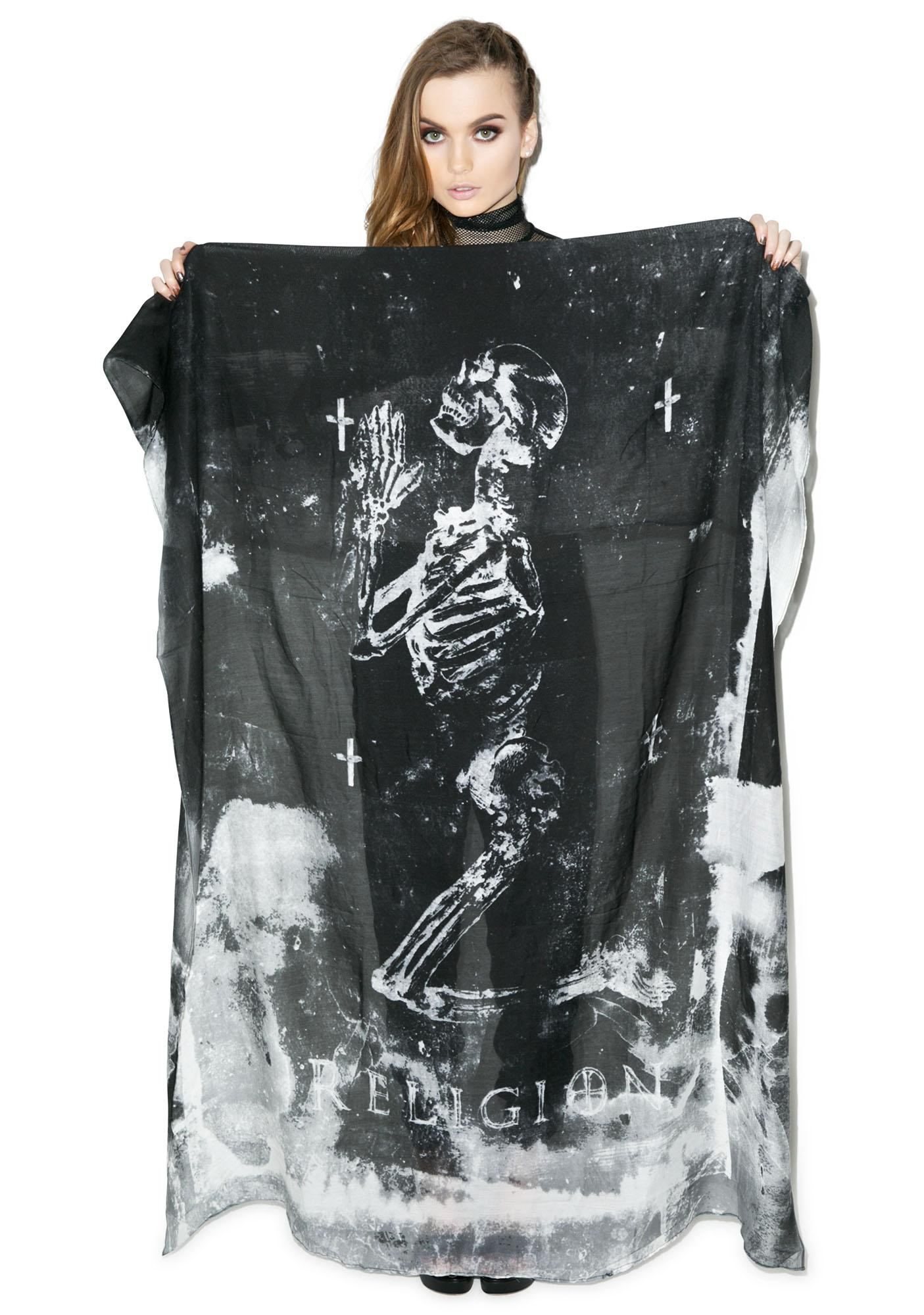 Religion All Over Scarf