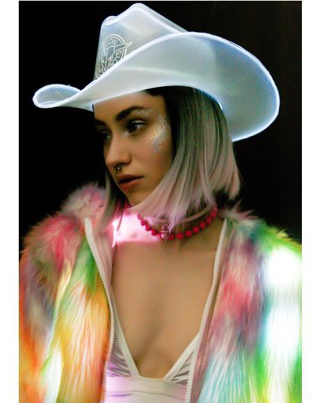Light It Up Cowboy Hat