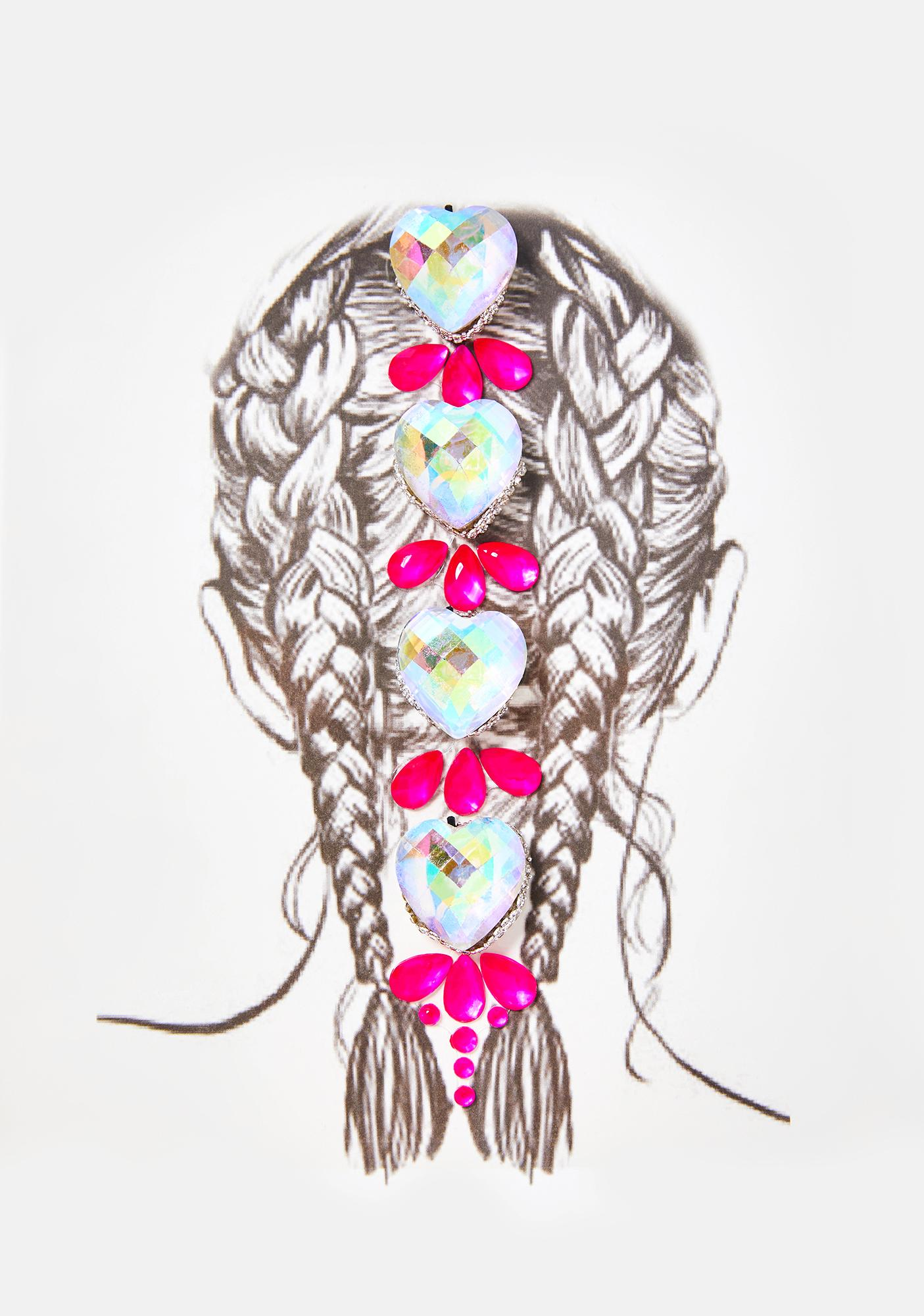 light-up-neon-uv-hair-jewels by festival-faces-group