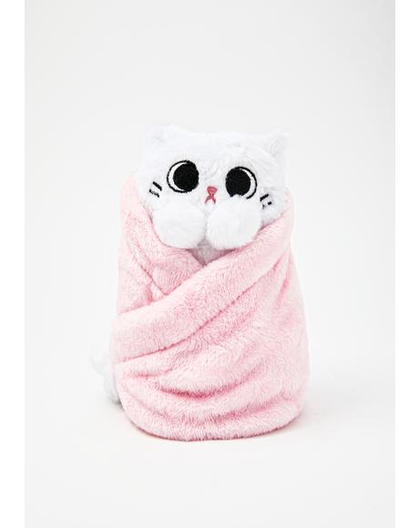 Mochi Purrito Plush Toy