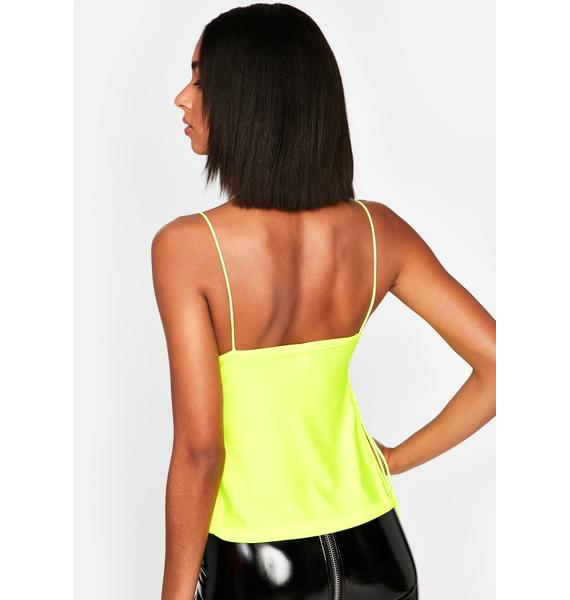 Lemon Secret Wish Cami Tank