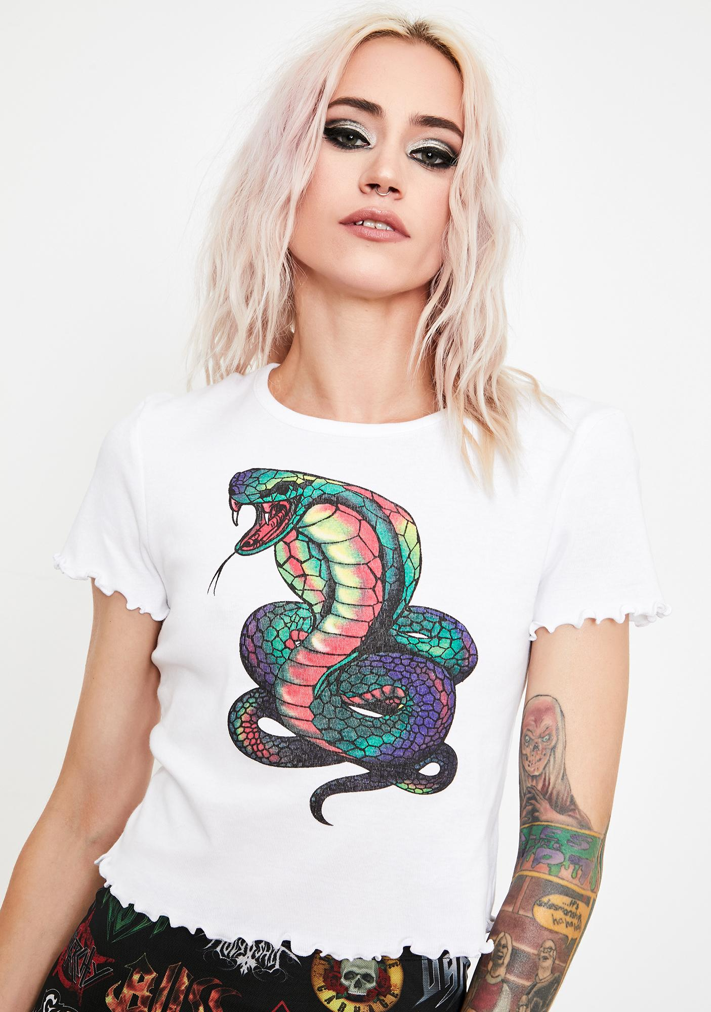 Current Mood Toxic Strike Graphic Tee