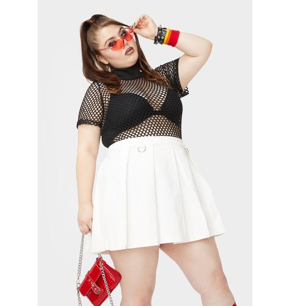 Current Mood The Perfect Escape Mini Skirt