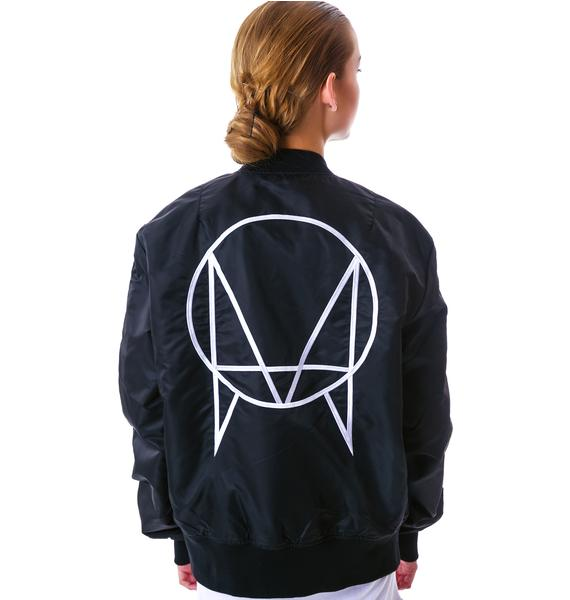 Long Clothing Owsla MA1 Jacket