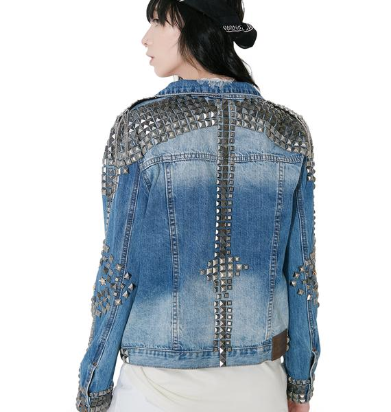 One Teaspoon Limited Edition Rock N Roller Jacket