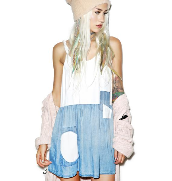 Wildfox Couture Chambray Port Dress