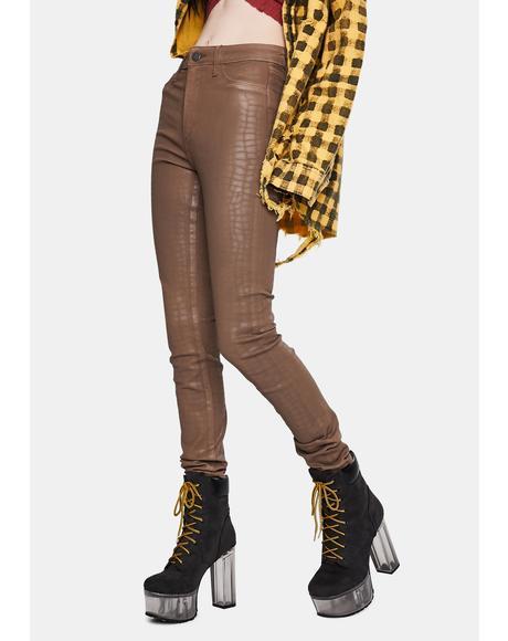 Castlerock Hilary High Waisted Jeans