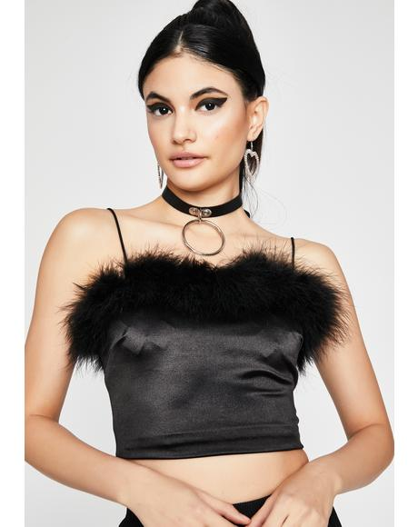 Ur So Dramatic Marabou Tank