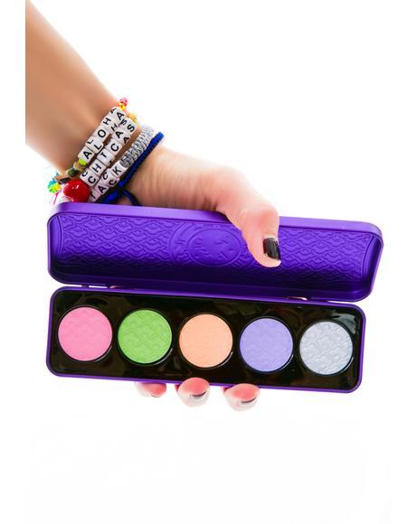 D'Antoinette Pressed Eyeshadow Palette