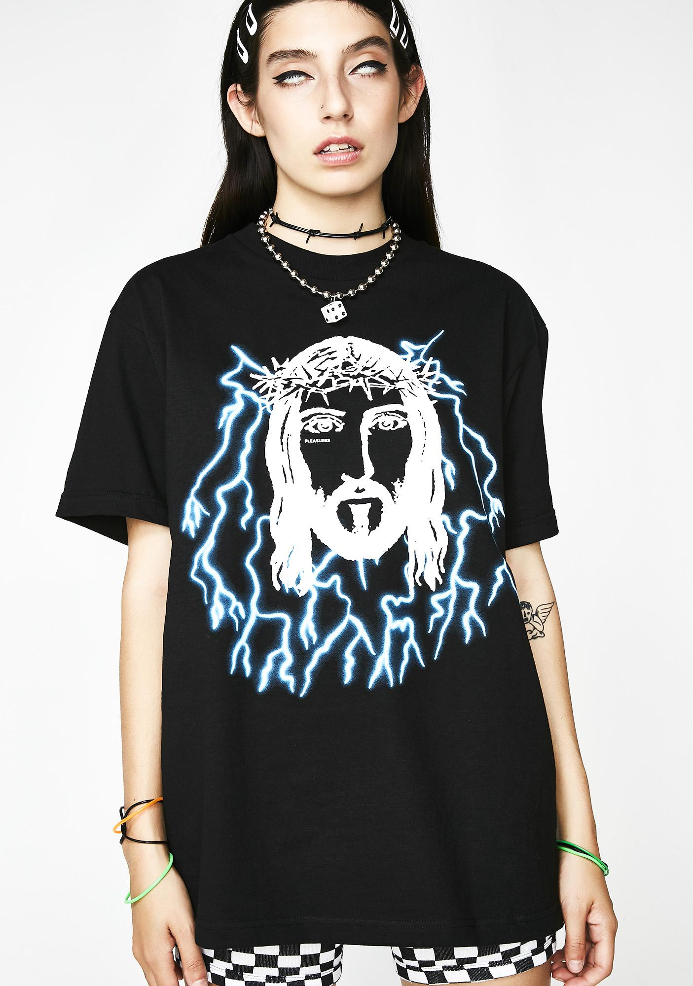 Pleasures Electric T-Shirt