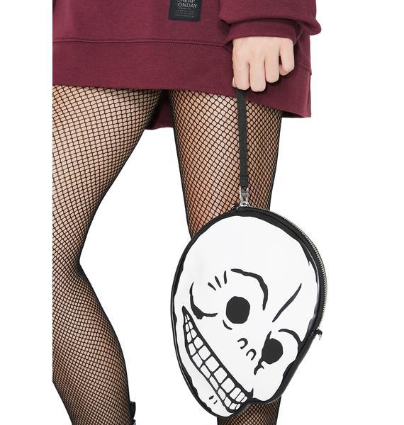 Cheap Monday Skull Bag