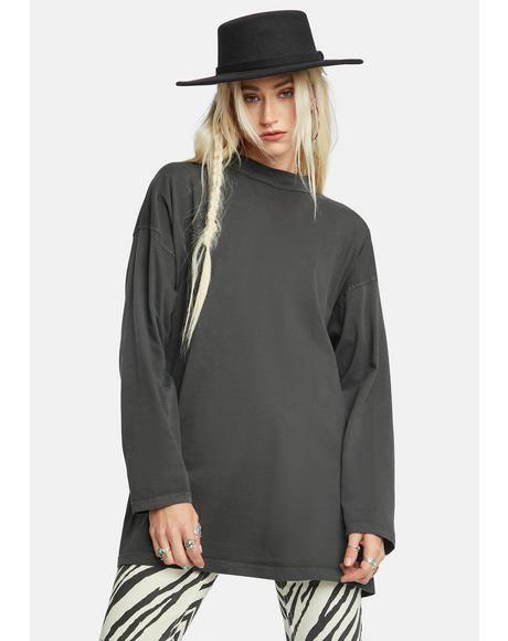 Be Free Oversized Tunic