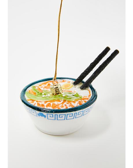 Miso Hungry Ramen Ornament