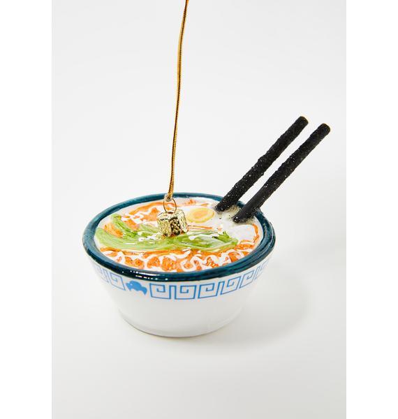 Miso Hungry Ramen Ornament