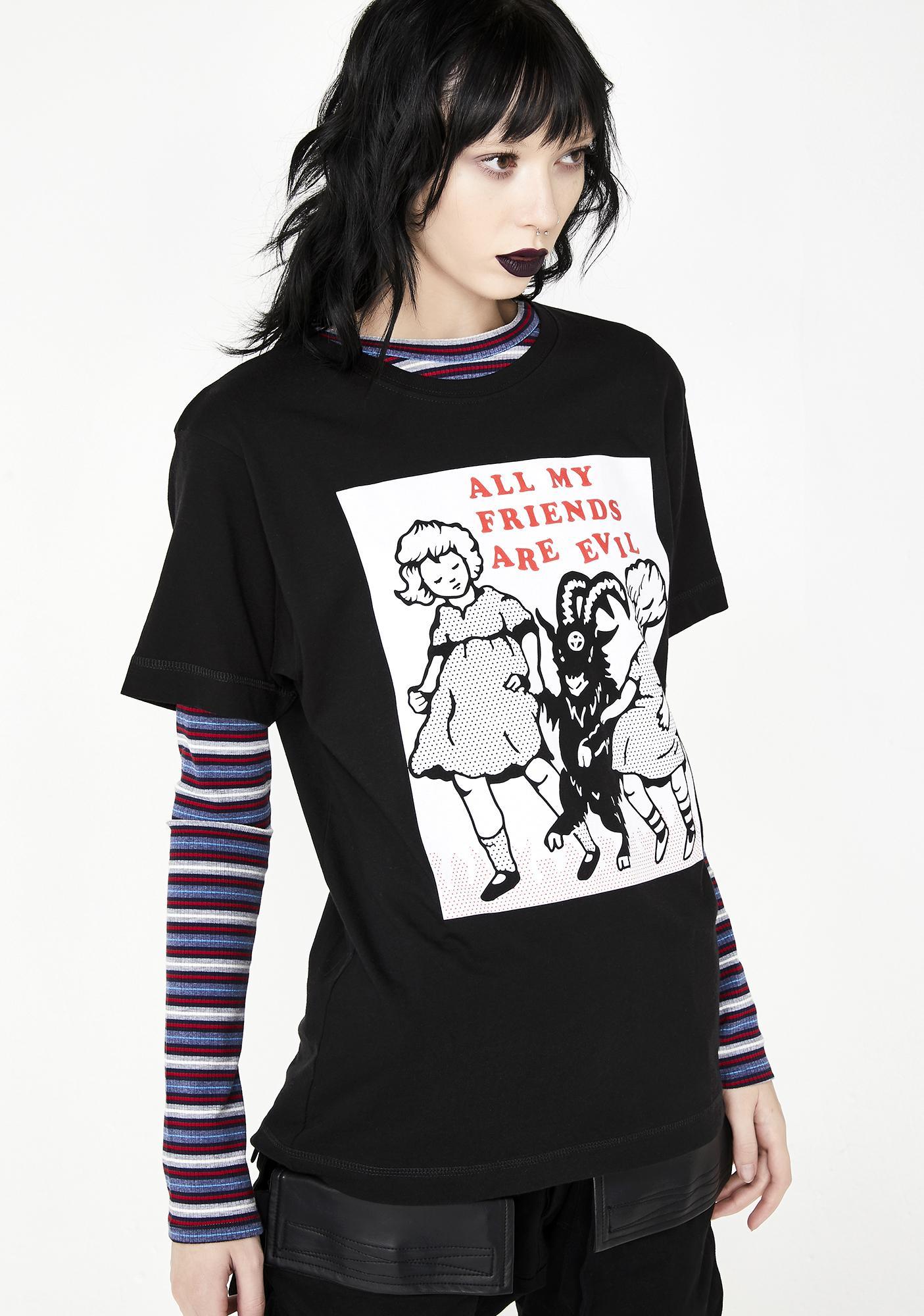 Disturbia Disassociate T-Shirt