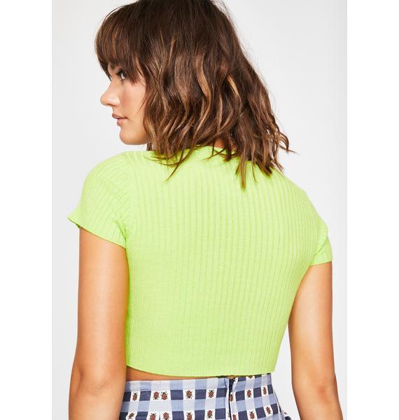 Kush Main Sis Sweater Top