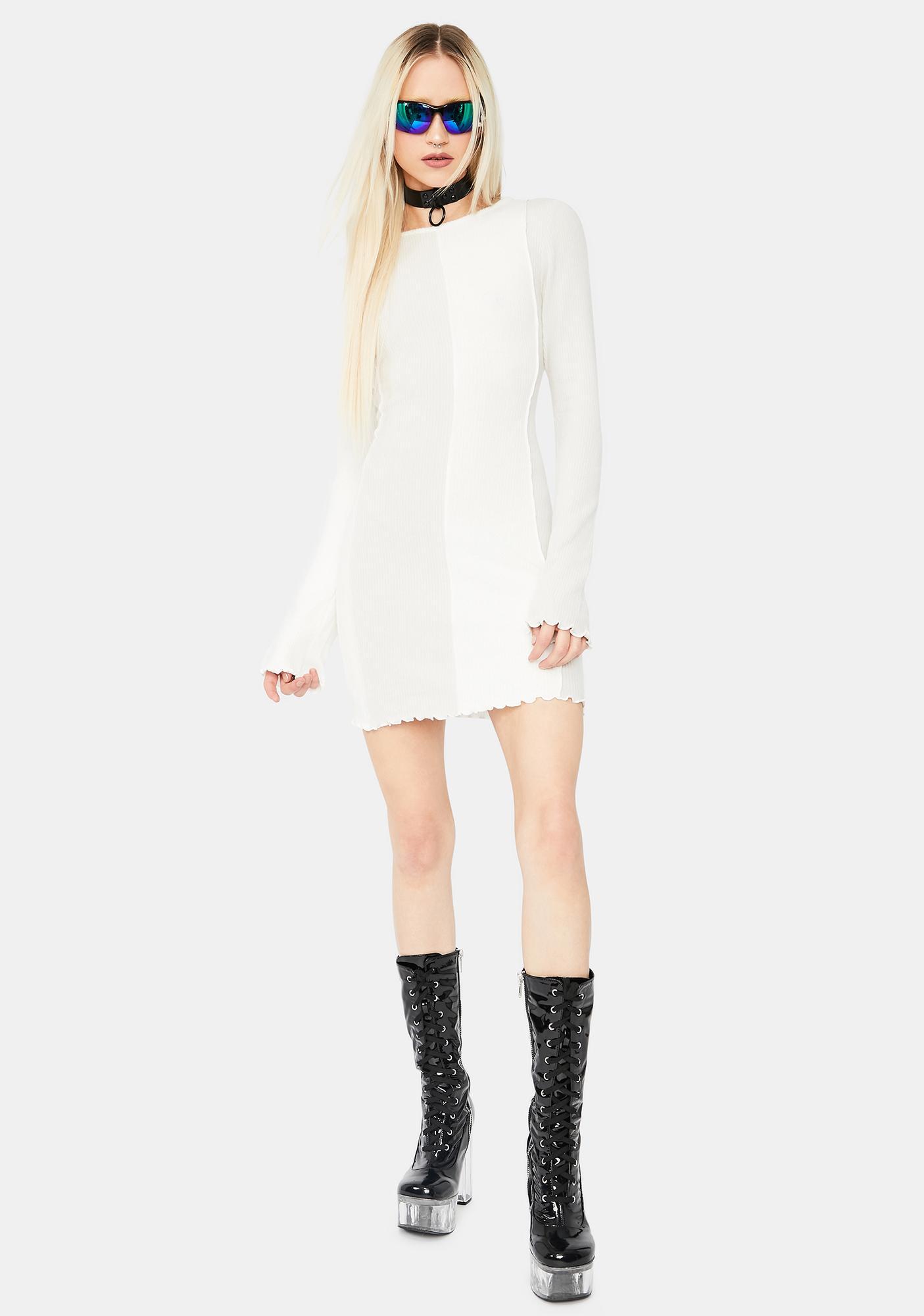 Truth Hurts Colorblock Mini Dress
