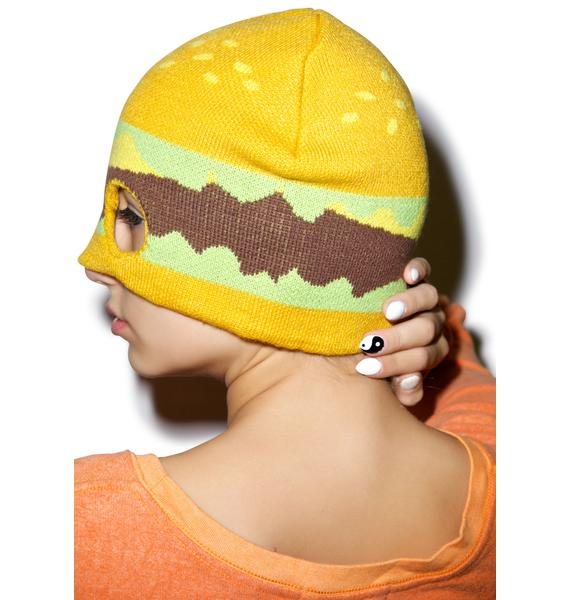 Imm Luvin It Knit Mask