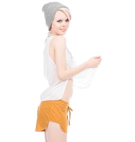 One Teaspoon Defender Jersey Vagabond Shorts