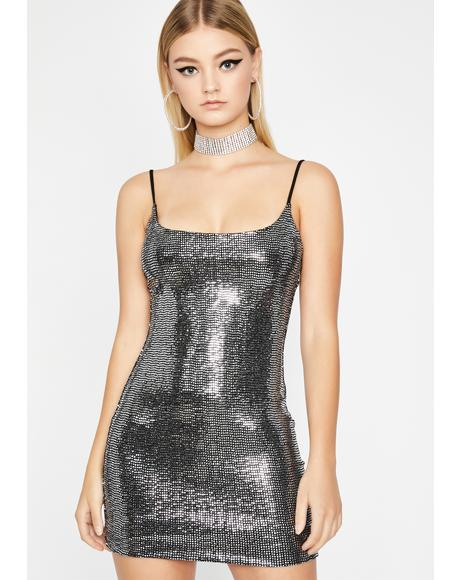 Club 96 Sequin Dress