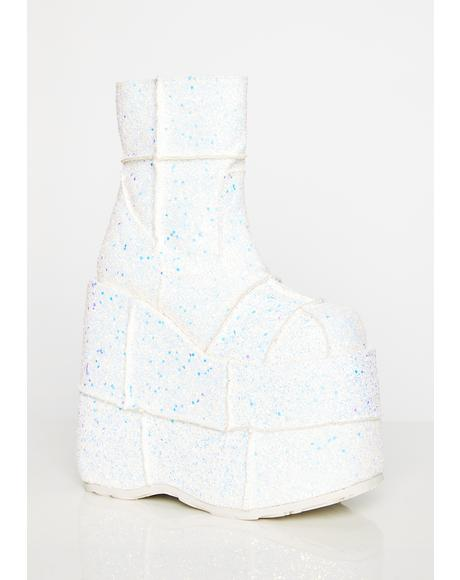 Icy Stack Soul Stomper Platform Boots