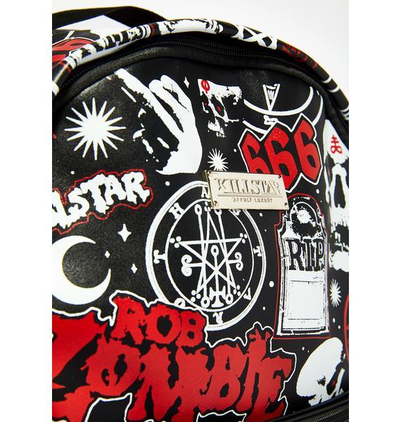 Killstar Spookshow Backpack
