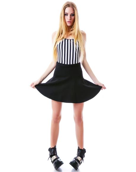 Love Game Flippy Skirt