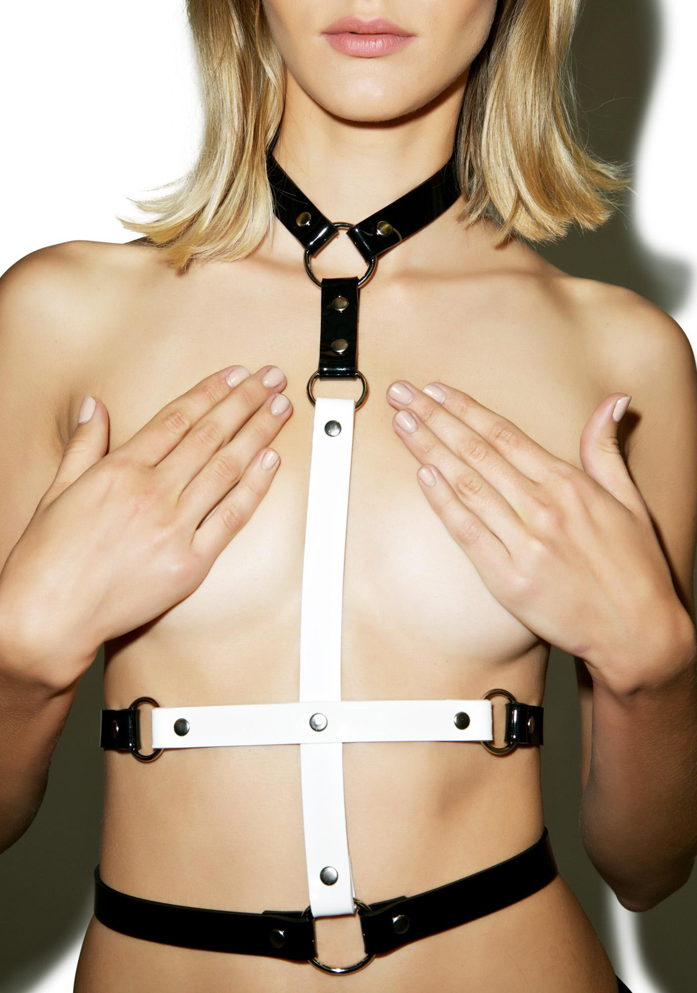 Apatico Salvation Inverted Cross Harness