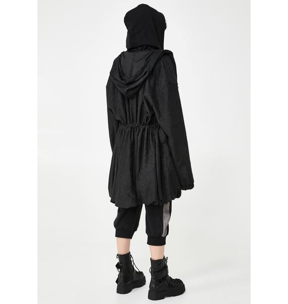 MNML Double Pain Zip Up Jacket