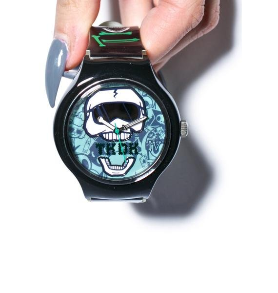Tokidoki Say Ahh Watch